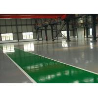 Quality Industrial Anti Corrosion Paint High Strength Epoxy Paint Floor for Warehouses for sale