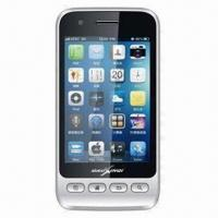 Buy cheap 3.2-inch Real Touchscreen Phone with Fashion Smart Software More than 15 Terms from wholesalers
