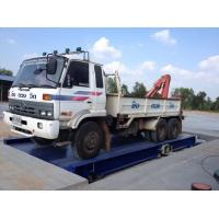 China Modular Electronic Truck Weight Scales 60ton H beam wholesale
