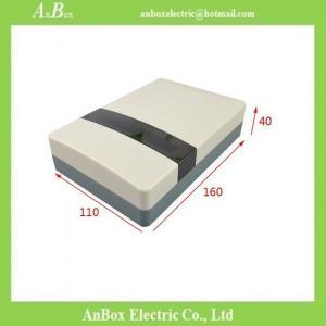 China 160x110x40mm Handheld Plastic Network Enclosure wholesale