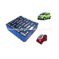 China 72Volt 200Ah Recharge Lithium Polymer Battery Pack For Electric Car  Replacement on sale
