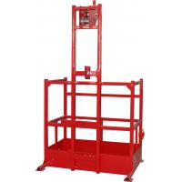 China 1.5kW 380V Single Person Suspended Access Platform ZLP250 for Cleaning wholesale