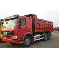 Buy cheap Sinotruk Howo Heavy Duty Truck 20 Tons 371HP 6x4 Front Lifting Dump Truck For Mining from wholesalers