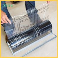 China Break point Carpet Protective Film Easy To Stick On And Easy To Peel Off wholesale