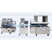 China Encrusting Bread Making Machine , Industrial  Bread Making Equipment Computer Control wholesale