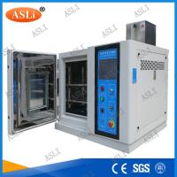 China Table Top Temperature Humidity Chamber , Temperature and Humidity Testing Instrument wholesale