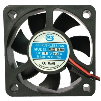 Buy cheap 15.9CFM 24V DC 50x50x15mm Equipment Cooling Fans from wholesalers