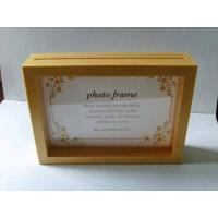 China Wooden Photo Frame,Picture Frame,Wood Crafts,Promotion Gifts wholesale