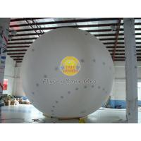 China Professional Large Filled Inflatable Helium Balloon with Good Elastic for Celebration Day wholesale
