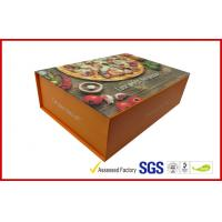 Magnetic Rigid Gift Boxes with EVA Foam Tray , off set Printing for sale