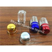 Quality Sex Pills Packaging Plastic Medicine Bottles , Enlargement Pills Container for sale