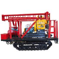China Multifunctional Crawler Mounted Water Well Drilling Rig SNR400C For Engineering Construction on sale