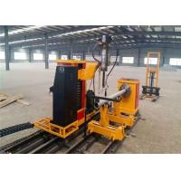 China 25kw Cnc Pipe Flame Cutting intersection cutting high speed steel pipe cutting machine wholesale