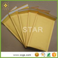 Quality White/Yellow/Blue/Black Kraft Bubble Mailers Padded Envelopes Bags for CD packaging for sale