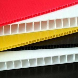 China PP Correx Board, Flame-retardant, Waterproof, UV Protection on sale