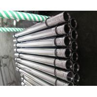 China Customized CK45 / ST52 Hollow Round Bar For Hydraulic Cylinder on sale