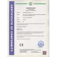 Besdata  Technology Company Limited  Certifications