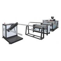 Buy cheap Good Quolity PE Air Bubble Film Making Machine Customized  for Egypt With Different Width 1200mm  Model No. DY-1200 from wholesalers