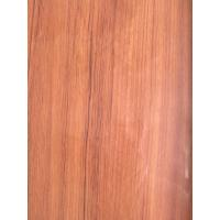 China 30GSM Fadeless Wood Grain Foil Paper High Glossy For Shelves And Side Panels wholesale