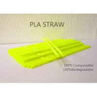 China 100% Biodegradable PLA Drinking Straw Making Machine Disposable Eco Friendly  Polylactic Acid Straw wholesale