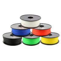 China 1.75mm 3mm PLA Filament For 3D Printer Materials 1kg / Spool wholesale