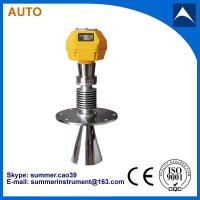 China Smart radar level meter / radar level transmitter wholesale