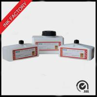 Pipe Marking Ink High Adhesion Ink for Domink Inkjet 825ml High Resolution