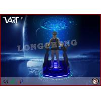 China First Ture VR Gaming Standing Platform 360 Degree Rotation to Experience Magic Journey wholesale