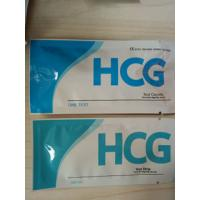 China Fertility Rapid Test kit HCG Early Pregnancy Strip Cassette and Midstream wholesale