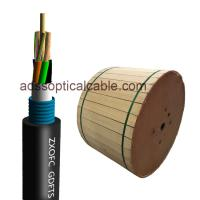China Electrical Hybrid Fiber Optic Cable GDTS Stranded Loose Tube Cable 48 96 Core wholesale