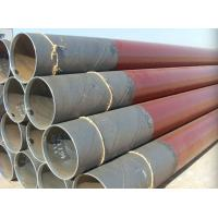 China Double - Sided SSAW Steel Pipe API 5L X56 Spiral Submerged Arc Welded Pipe wholesale
