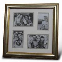China Plastic Photo Frame, Available in Various Colors and Insert Papers wholesale