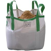 China Square Reinforce 1 Ton Bulk Bag For Packing Bulk Cement / Chemical Raw Material wholesale