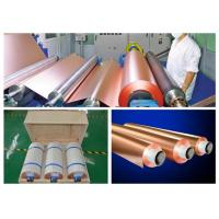 China HTE RA PCB Copper Foil 76mm / 152mm Inter Dimater 0.009 - 0.09mm Thickness wholesale