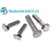 China Half Thread Nuts And Bolts A2 304 A4 316 Customized Stainless Steel Fixings Fasteners on sale