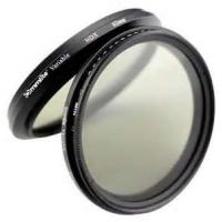 China ND2 - ND400  77mm ND filter variable Neutral Density Adjustable ND filter with  optical glass wholesale