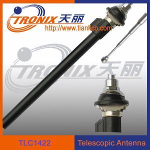 China small fit-head telescopic car antenna/ car am fm radio antenna TLC1422 wholesale