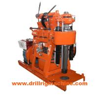 China Hydraulic Drilling Rig For Grout / Blast / Water Well Water Conservancy GD-180 wholesale