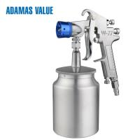 China 1000ml Cup  Hvlp Paint Spray Gun Gravity Feed For Primer Painting wholesale
