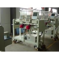 China Multipurpose 2 Head Embroidery Machine , Computer Machine Embroidery For Business wholesale