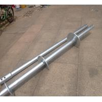 China Durable Helical Pile Foundations / Helical Anchors For Support Existing Structures wholesale