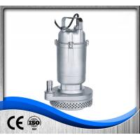 China Home Stainless Steel Submersible Pump Garden Irrigation High Efficiency wholesale