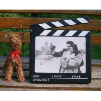 China movie beginning sign acrylic photo frame wholesale