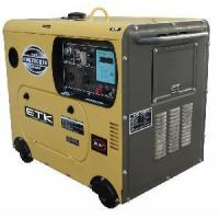 China Diesel Generator with CE and EPA (KDE7000TA) wholesale