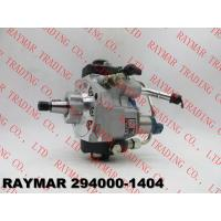 Buy cheap DENSO HP3 common rail fuel pump 294000-1400, 294000-1402, 294000-1403, 294000-1404 for ISUZU 8981559884, 8-98155988-4 from wholesalers