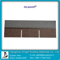 China China Made Classical Roof Asphalt Shingle Price For Roofing Products wholesale