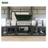 China Low Noise Industrial Metal Shredder Siemens PLC Control System For Large Volume wholesale