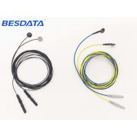 China Excellent Ag/agcl Sintered EEG Electrodes For Video EEG Monitoring Equipment wholesale