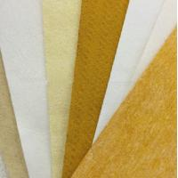 China P84 Needle Felt Filter Cloth Acid Resistant With High Efficiency Dust Cleaning wholesale
