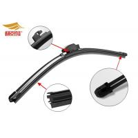 China Car Front Soft  Windscreen Wiper Blades Fit For 99% Cars Size 300mm To 700mm wholesale